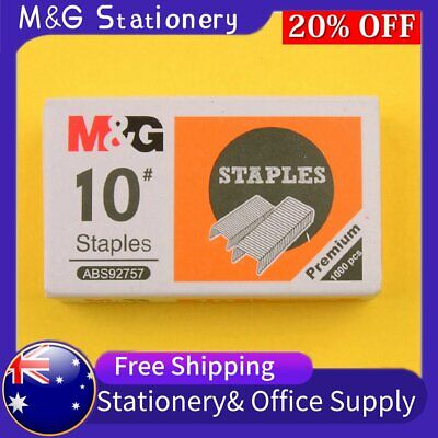 5x 10# Staples   School Office Stationery ABS92757