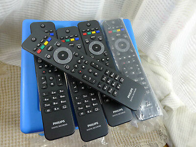Philips Remote Control RC2484402//01 HDT8520 TWIN TUNER VIDEO RECORDER