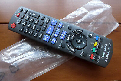 Original NEW Panasonic Theater System Remote N2QAKB000073 for SA-BTX68 -BTX7