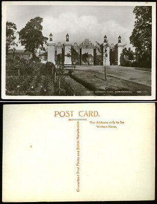 Vintage Rp Postcard~Mary Stevens Park Norton/Stourbridge~West Midlands Photo