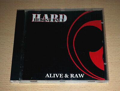 HARD RESISTANCE - Alive & Raw CD 2000 # Agnostic Front Madball Rykers Skarhead