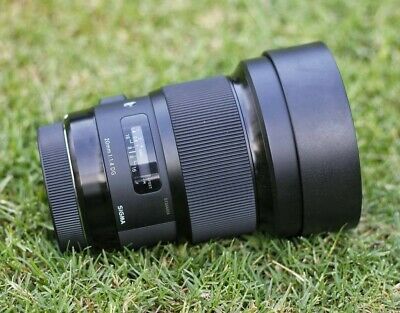 Sigma 20mm f/1.4 DG HSM Art Lens for Canon EF QQ