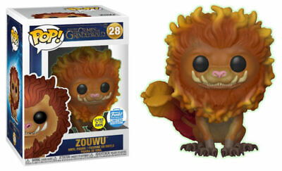 Fantastic Beasts - Zouwu Glow In The Dark Exclusive Funko Pop! ***PRE-ORDER***