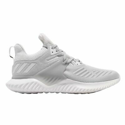 24d536324 Mens Adidas Alphabounce Beyond 2 M Running White Grey Trainers Sneakers  BD7095