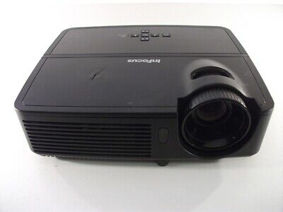InFocus IN2124 DLP Projector With 433 Lamp Hours Used