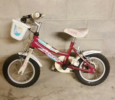 Bici Bimba Hello Kitty 12 Con Rotelle Sanrio Eur 3980