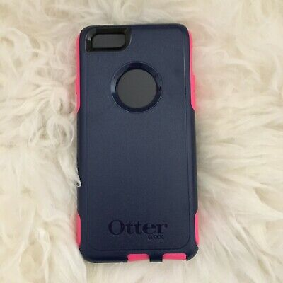 OtterBox Commuter Hard Snap Cover Case for iPhone 6 & iPhone 6s - Purple/Blue