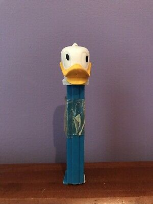 Vintage Pez Dispenser Toy DONALD DUCK DISNEY Yugoslavia pre 1992