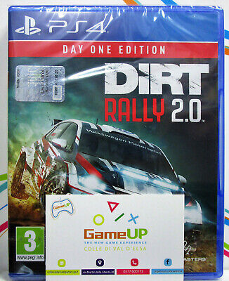 Dirt Rally 2.0 - Day One Edition - Ps4 - Nuovo