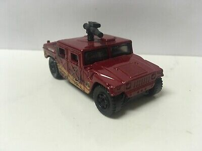 1992-2006 Hummer H1 Humvee Military Collectible 1/64 Scale Diecast Diorama Model