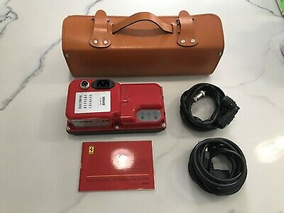 Ferrari Battery Conditioner Charger 355 360 430 550 575 599 California