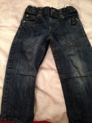 Boys Denim Jeans Age 2-3yrs Primark