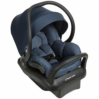 Maxi-Cosi Mico MAX 30 Infant Car Seat - Nomad Blue - New! IC302EMQ Open Box