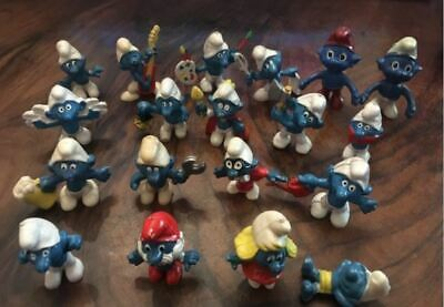 Lotto Puffi Smurfs Puffo -  Fake