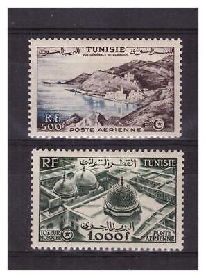 Tunisie. Pa N°18/19 .2 Values New .superbe
