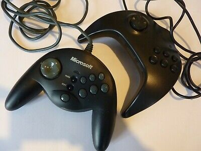 Microsoft Side Winder Game Pad + MaxFire digital G 08