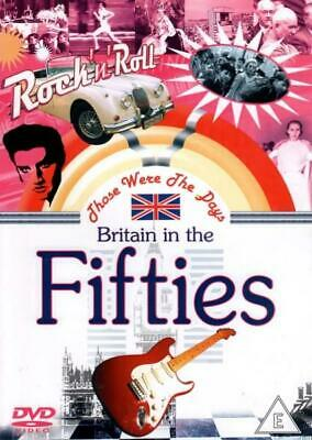 Those Were The Days : Britain In The 1950s (DVD / Documentary 2003)