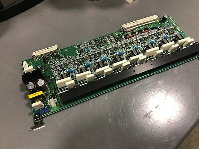 Screen PlateRite Head DRV Board (Part #U1154009-00)