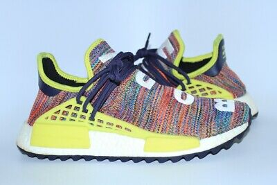 228cce627720a ADIDAS HU TRAIL PW HUMAN RACE NMD TR PHARRELL WILLIAMS BODY EARTH Size 8.5