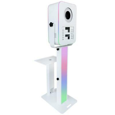 B12 Edge LED Photo Booth BUSINESS PACKAGE - WHITE