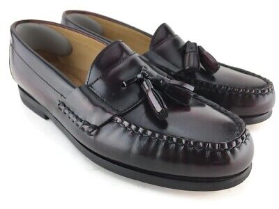 ae5f97da4daae JOHNSTON & MURPHY Hayes Dress Penny Loafers Slip On Brown Size 7.5 ...