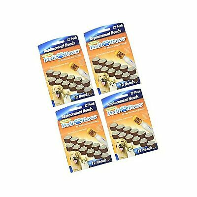 PediPaws Replacement Filing Heads 4 Pack