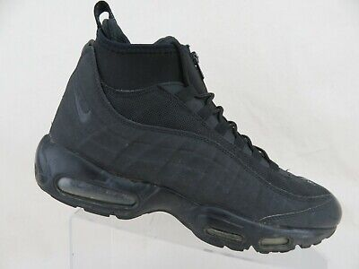 a0b83867380cc1 NIKE AIR MAX 95 Sneakerboot Black Sz 10 Men -  76.99