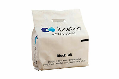 Kinetico Salt Blocks - 3 pack (6 Blocks)