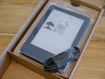 Amazon Kindle E-reader 7th Generation Touchscreen Display Wi-Fi