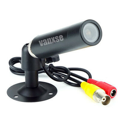 Mini CCTV Security Camera Bullet 1000TVL Camera Effio CCD Color 3.6mm Lens DVR