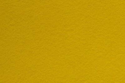 QUALITY 3mm Soft Craft Felt Fabric Material - YELLOW