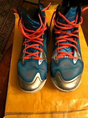 ee757fae8f67 UNDER ARMOUR STEPHEN Curry Team Usa Olympic Shoes Men Size 9 ...