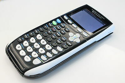 TEXAS INSTRUMENTS TI84 Plus C Silver Edition Graphing Calculator