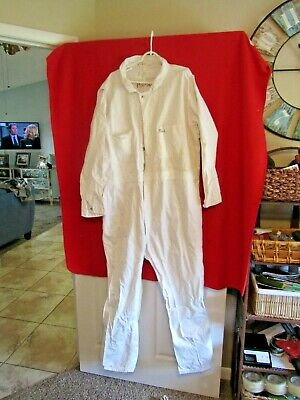 Clean Room Coverall EUCLID VIDARO BY ALSCO C-3199-7   Size XL Long Sleeve *NEW*