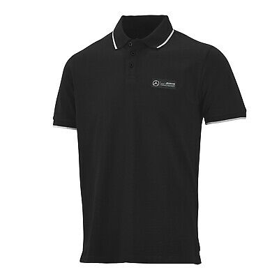 POLO Mercedes AMG Petronas Classic Poloshirt Mens Formula One 1 Team F1 New!