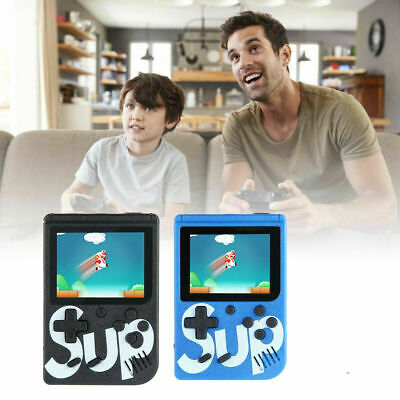 Console Portatile 8 Bit 400 Giochi Videogioco Display Lcd Video Game Boy Girl