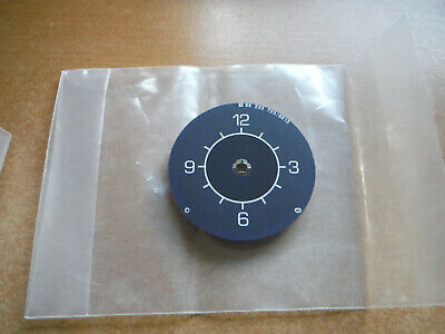 SMART CAR 450 FORTWO 1998-2007 - DASH Clock Face.