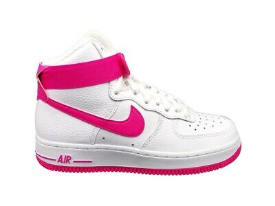 NIKE SNEAKERS WMNS Air Force 1 High Bianco Rosa 334031 110