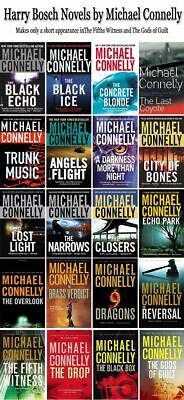 Famous Detective Crime Mystery ebook Collection 40+ books(epub & mobi ) Connelly
