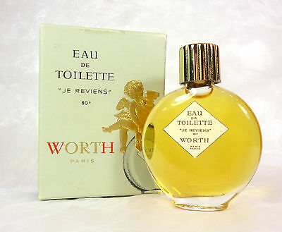 Je Reviens Worth EDT Miniatur Eau de Toilette 7 ml
