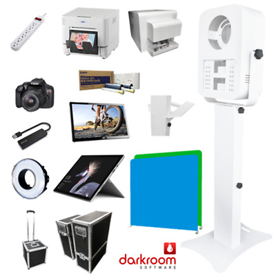 T12 Led Dj Photo Booth Business Package