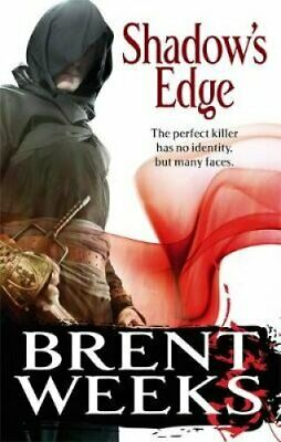 The Night Angel Trilogy: Shadow's Edge Bk. 2 by Brent Weeks (2011, Paperback)