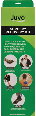 New - JUVO RK101 Surgery Recovery Immobility Disabled Reacher Grabbers 5 pc. KIT