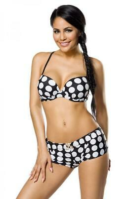 VARIOUS Push-Up-Bikini-Set