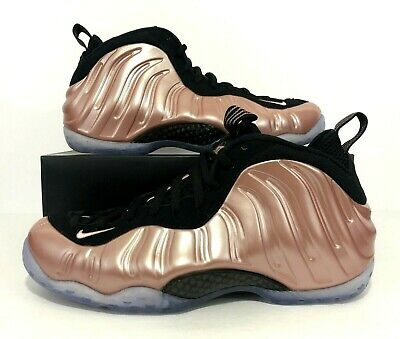 eba9be8c7d92 Nike Air Foamposite One Rust Pink Elemental Rose 314996-602 Men s Size 11