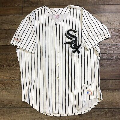 0f17924a Vintage 90s Chicago White Sox MLB Authentic Rawlings Jersey XL Retro  Throwback