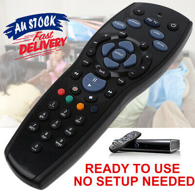TV Remote Control Foxtel Replacement Mystar PayTV HD For