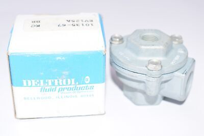 NEW Deltrol Fluid Products Part: 10135-67 Quick Exhaust Valve