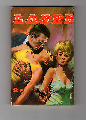 ►LASER N°3 - SS 018 OPERATION TONNERRE  - 1970 - Ed. Poche