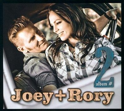 Joey + Rory - Album Number Two - Cd - New